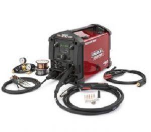 Lincoln Electric POWER MIG 210 reviews